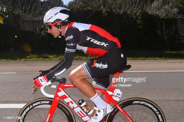Alex Frame of New Zealand and Team TrekSegafredo / Niklas Eg of Denmark and Team TrekSegafredo / during the 4th Tour de La Provence 2019 Stage 2 a...