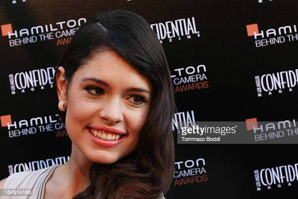 Alex Frnka attends the Hamilton Behind The Camera Awards presented by Los Angeles Confidential Magazine held at the House of Blues Sunset Strip on...
