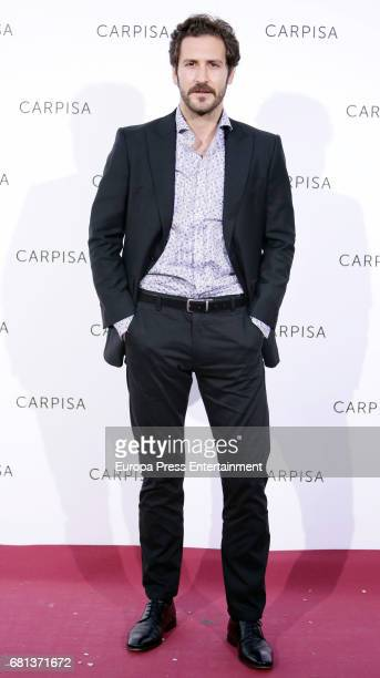 Alex Gadea attends the opening of new Carpisa stores on May 9 2017 in Madrid Spain