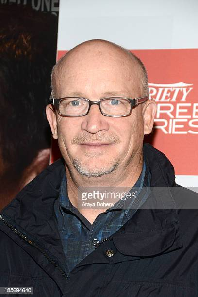 Alex Gibney attends the 2013 Variety Screening Series Presents Sony Pictures Classics' The Armstrong Lie at ArcLight Hollywood on October 23 2013 in...