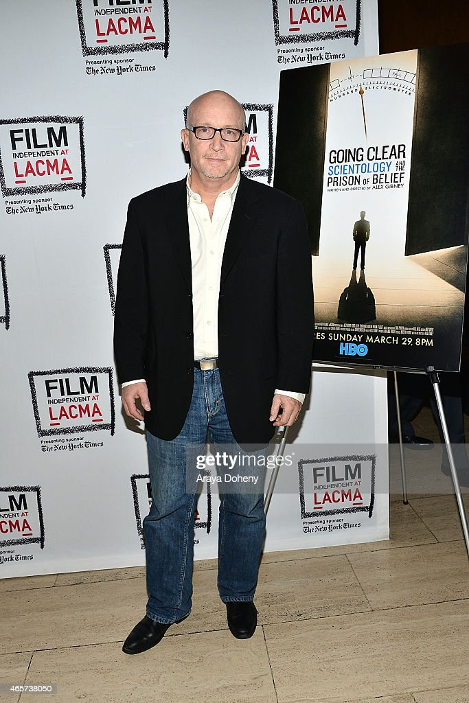 "Film Independent At LACMA Presents HBO's Documentary ""Going Clear: Scientology And The Prison Of Belief"" Screening"