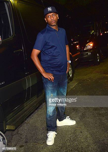 Alex Gidewon attends Hip Hop Awards Grande Finale Hosted by Jeezy Future at Velvet Room on September 21 2014 in Chamblee Georgia