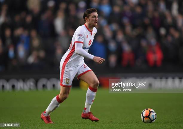Image result for ALEX GILBEY GETTY IMAGES MK DONS