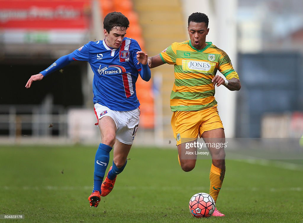 Carlisle United v Yeovil Town - The Emirates FA Cup Third Round : News Photo