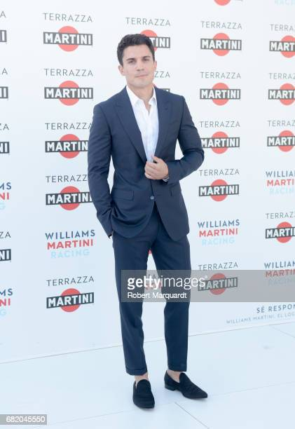 Alex Gonzalez attends the inauguration for the Terrazza Martini at Port Vell on May 11 2017 in Barcelona Spain
