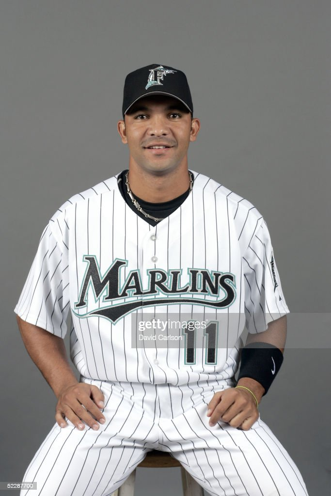 Florida Marlins Photo Day : News Photo