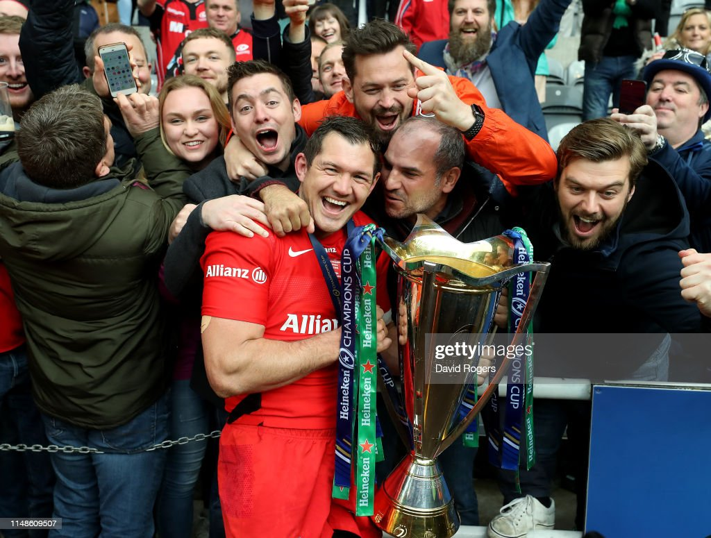 Saracens v Leinster - Heineken Champions Cup Final : Foto di attualità