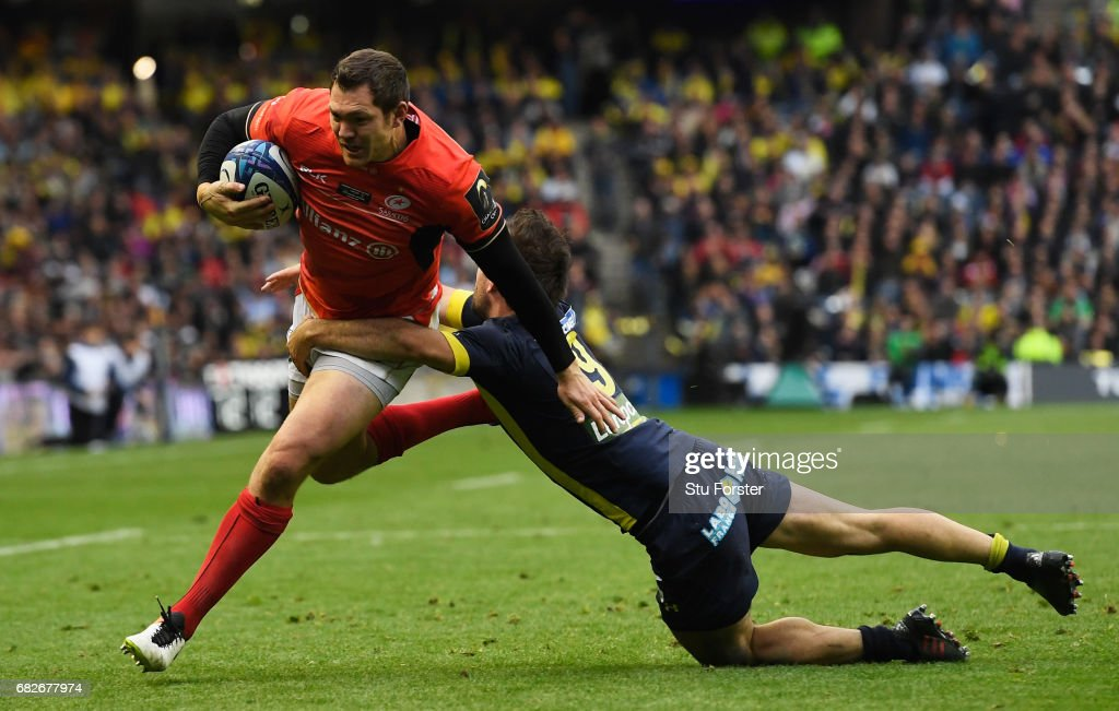 ASM Clermont Auvergne v Saracens - European Rugby Champions Cup Final