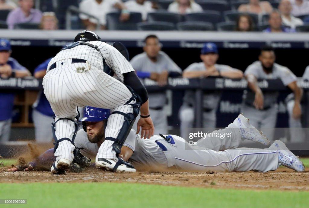 Kansas City Royals v New York Yankees