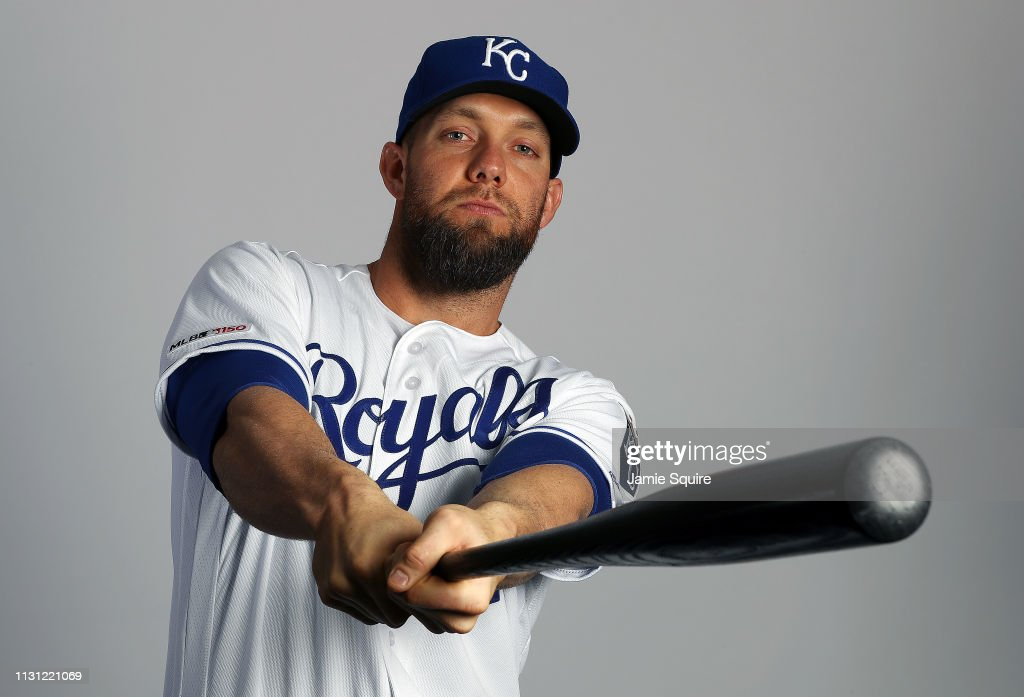 AZ: Kansas City Royals Photo Day