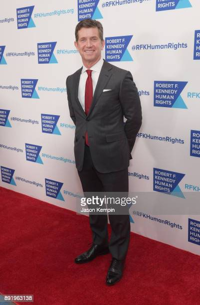 Alex Gorsky attends Robert F Kennedy Human Rights Hosts Annual Ripple Of Hope Awards Dinner on December 13 2017 in New York City