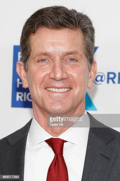 Alex Gorsky attends the 2017 Ripple of Hope Awards at New York Hilton on December 13 2017 in New York City