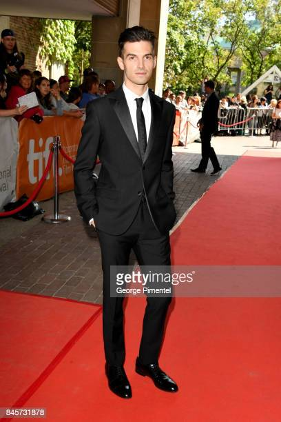 Alex Greenwald attends the 'Unicorn Store' premiere during the 2017 Toronto International Film Festival at Ryerson Theatre on September 11 2017 in...