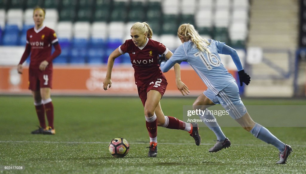 Liverpool Ladies v Sunderland Ladies: FA WSL 1 : ニュース写真