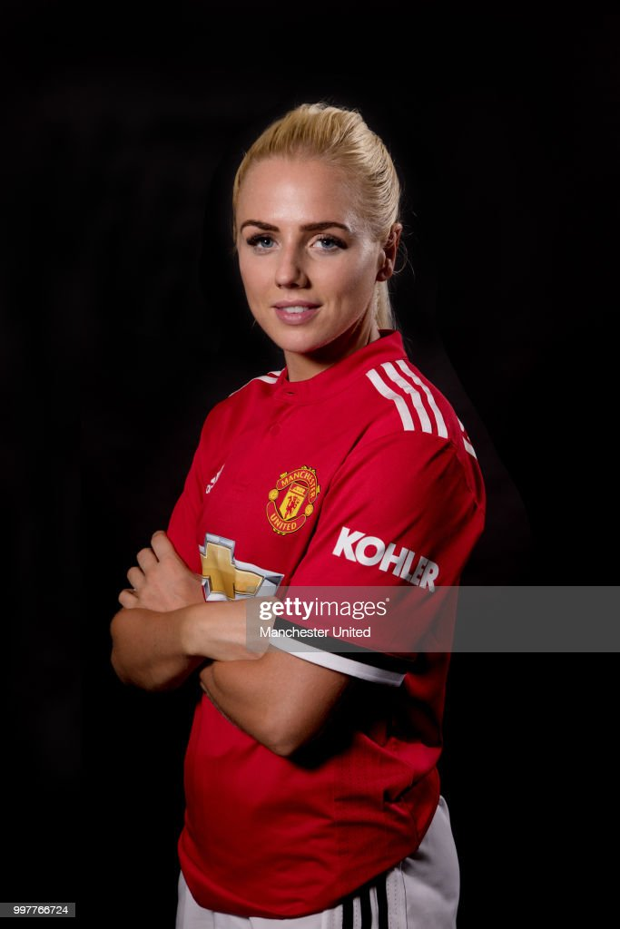 Manchester United Women Portrait Session : ニュース写真