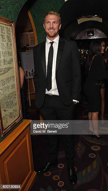 Alex Gregory attends a private dinner hosted by Annabel's celebrating the 125th anniversary of The Dog's Trust on November 1 2016 in London England