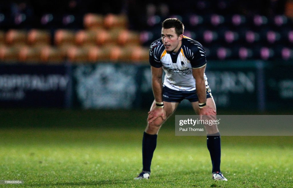 Worcester Warriors v Scarlets - LV= Cup : News Photo
