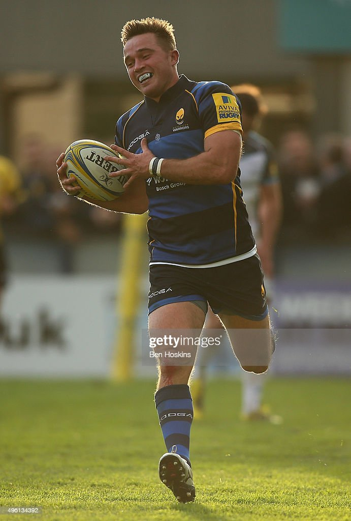 Worcester Warriors v Newcastle Falcons - Aviva Premiership