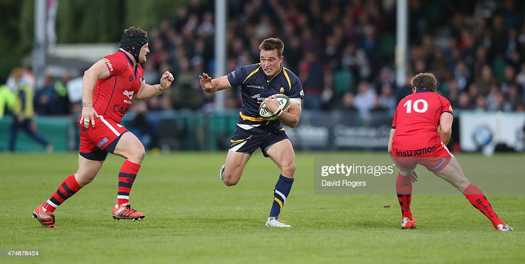 Worcester Warriors v Bristol Rugby - Greene King IPA Championship Play Off Final: Second Leg
