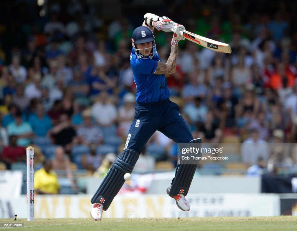 West Indies v England - 3rd ODI : News Photo