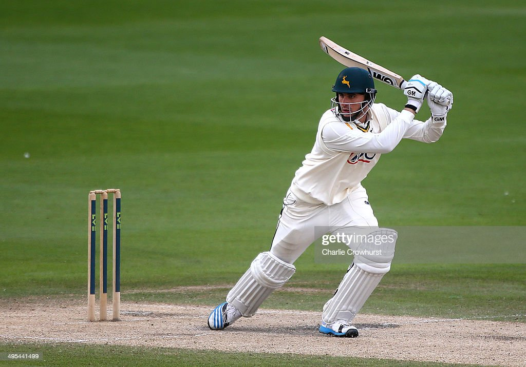 Sussex v Nottinghamshire - LV County Championship : News Photo