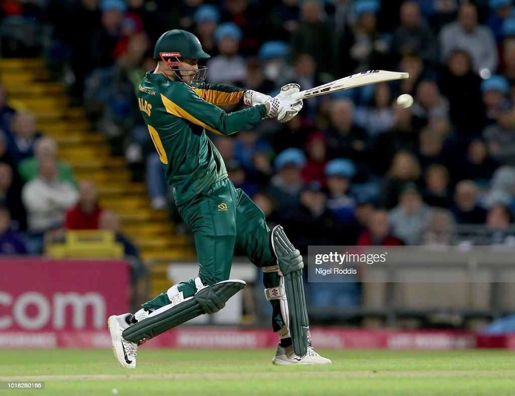 Yorkshire Vikings v Notts Outlaws - Vitality Blast