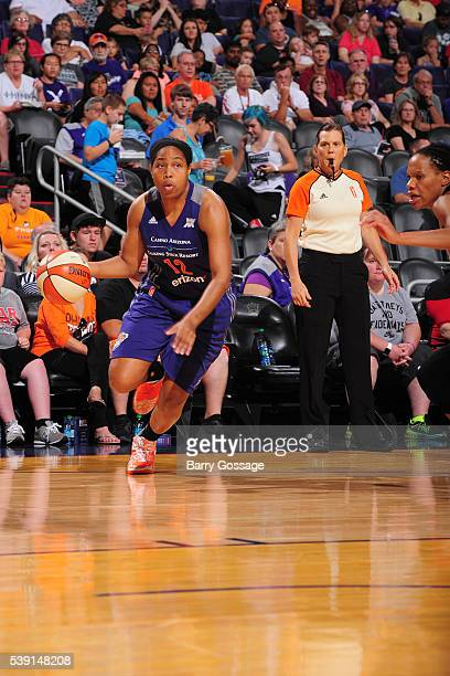 f445ee2ababd Alex Harden of the Phoenix Mercury drives to the basket against the San  Antonio Stars during