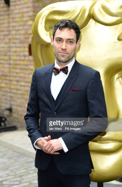 Alex Hassell attending the BAFTA Craft Awards at the Brewery in London