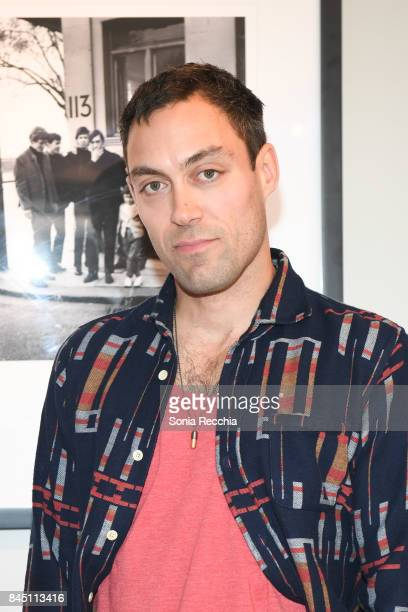 Alex Hassell attends NKPR IT House x Producers Ball with Nylon Magazine and Coveteur Portrait Studios on September 9, 2017 in Toronto, Canada.