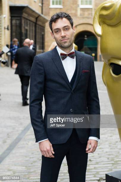 Alex Hassell attends the BAFTA Craft Awards held at The Brewery on April 22, 2018 in London, England.