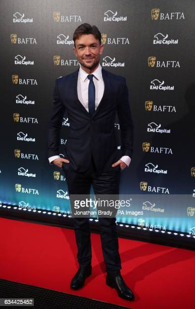 Alex Hassell attends the BAFTA Film Gala dinner at the Academy's premises in Piccadilly, London.