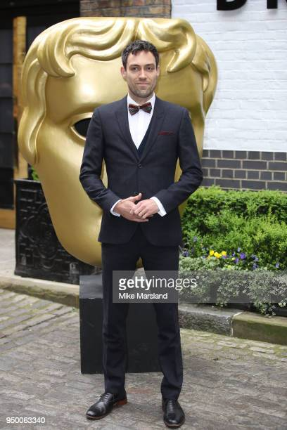Alex Hassell attends the BAFTA Television Craft Awards held at The Brewery on April 22, 2018 in London, England.