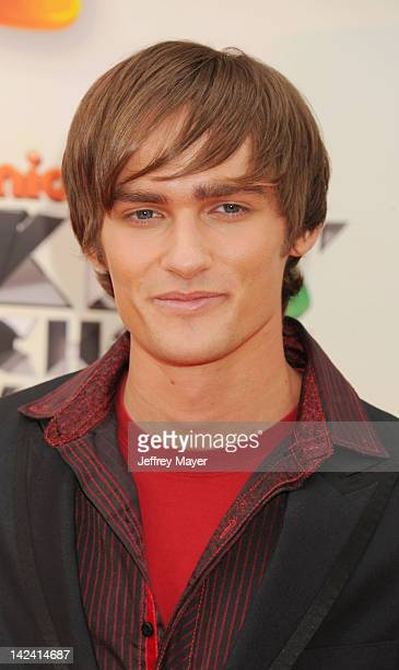 Alex Heartman attends the 2012 Nickelodeon Kids' Choice Awards at Galen Center on March 31 2012 in Los Angeles California