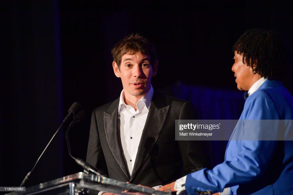 55th Annual Cinema Audio Society Awards - Inside : Foto jornalística