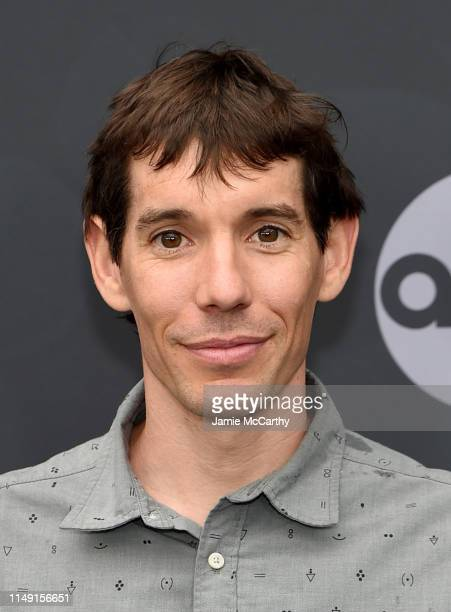 Alex Honnold attends the ABC Walt Disney Television Upfront on May 14 2019 in New York City