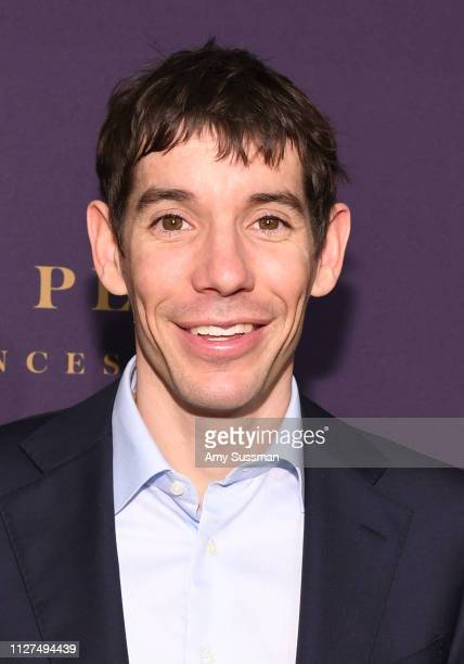 Alex Honnold attends The Hollywood Reporter 2019 Oscar Nominee Party at CUT on February 04 2019 in Beverly Hills California