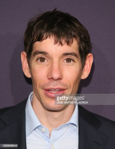 Alex Honnold attends the Hollywood Reporter's 7th Annual Nominees Night in Beverly Hills California on February 4 2019