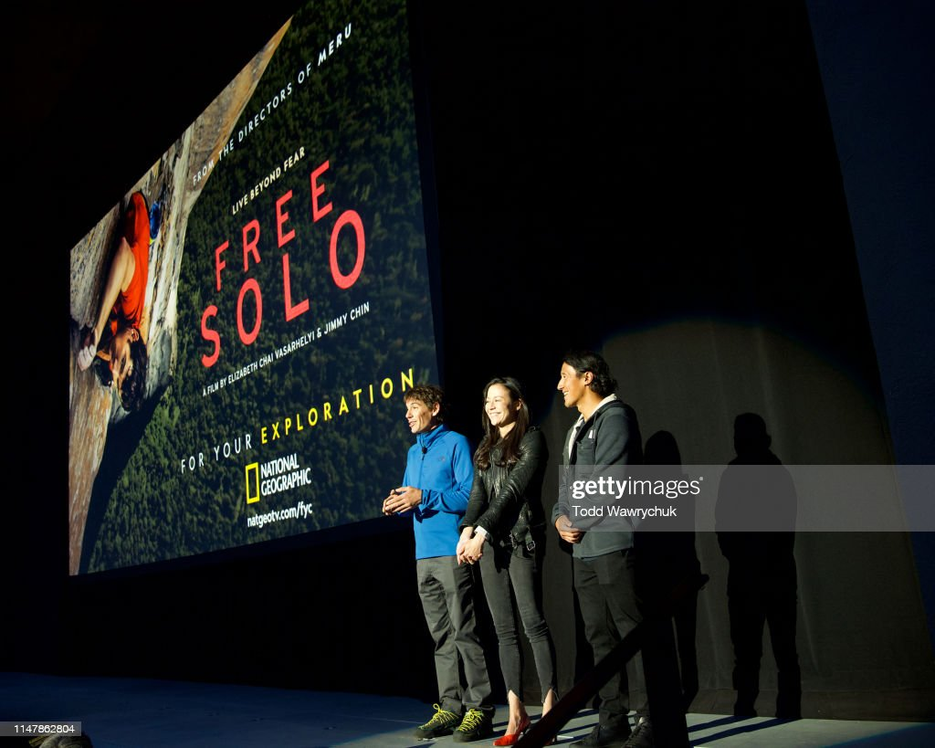 Walt Disney Television's Coverage of 2019 National Geographic Contenders Showcase : News Photo
