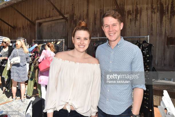 """Alex Howard and Ryan Anderson attend Hearst Castle Preservation Foundation Annual Benefit Weekend """"Lunch at the Hearst Ranch Wine Warehouse"""" at Wine..."""