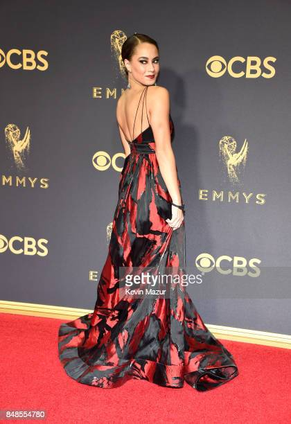 Alex Hudgens attends the 69th Annual Primetime Emmy Awards at Microsoft Theater on September 17 2017 in Los Angeles California