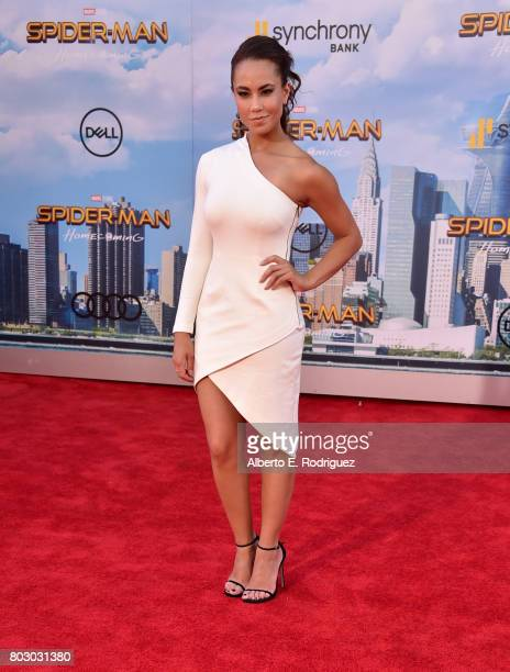 Alex Hudgens attends the premiere of Columbia Pictures' SpiderMan Homecoming at TCL Chinese Theatre on June 28 2017 in Hollywood California