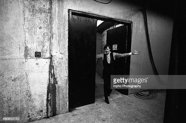 Alex 'Hurricane' Higgins 1988, Mandatory Credit ©INPHO/Billy Stickland