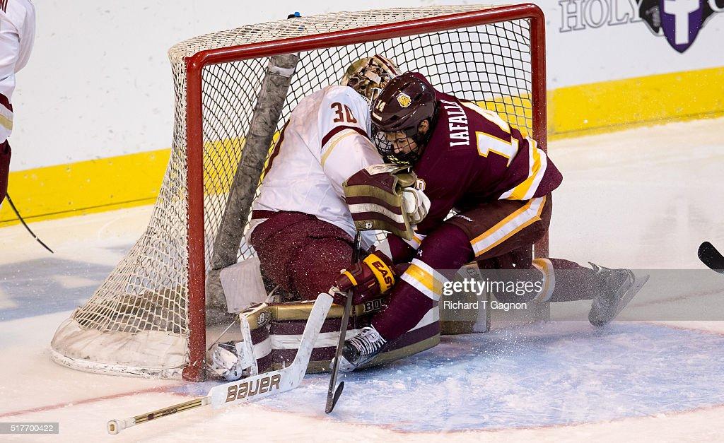 2016 NCAA Division I Men's Hockey Championships - Northeast Regional