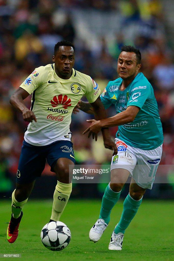 America v Leon - Torneo Apertura 2016 Liga MX