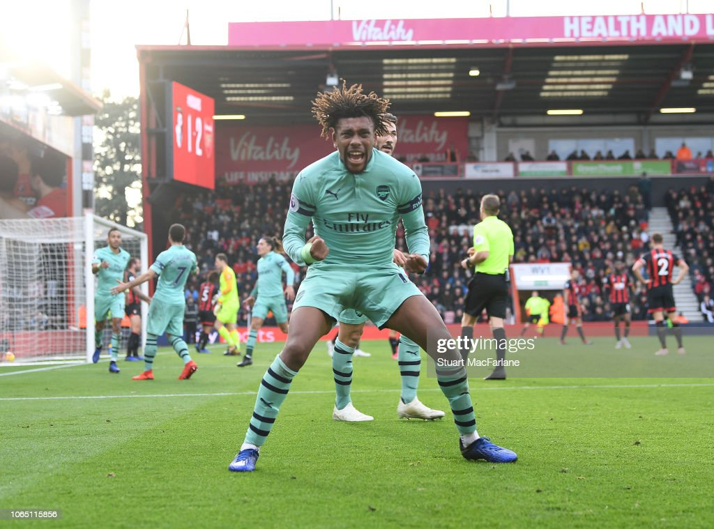 AFC Bournemouth v Arsenal FC - Premier League : ニュース写真