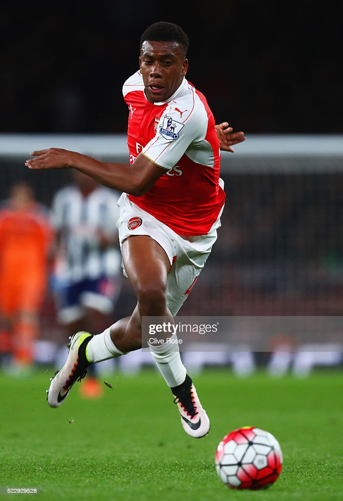 Arsenal v West Bromwich Albion - Premier League : News Photo