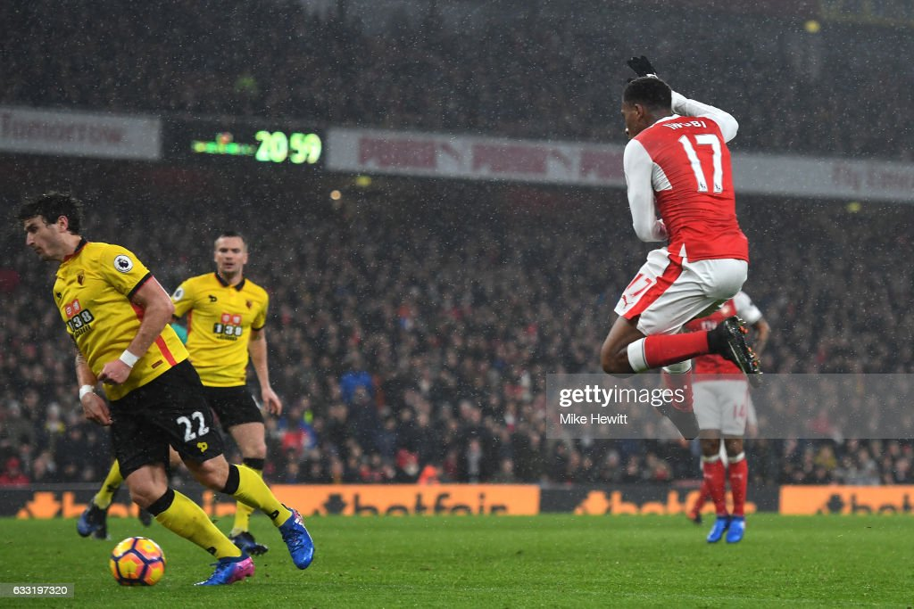 Arsenal v Watford - Premier League