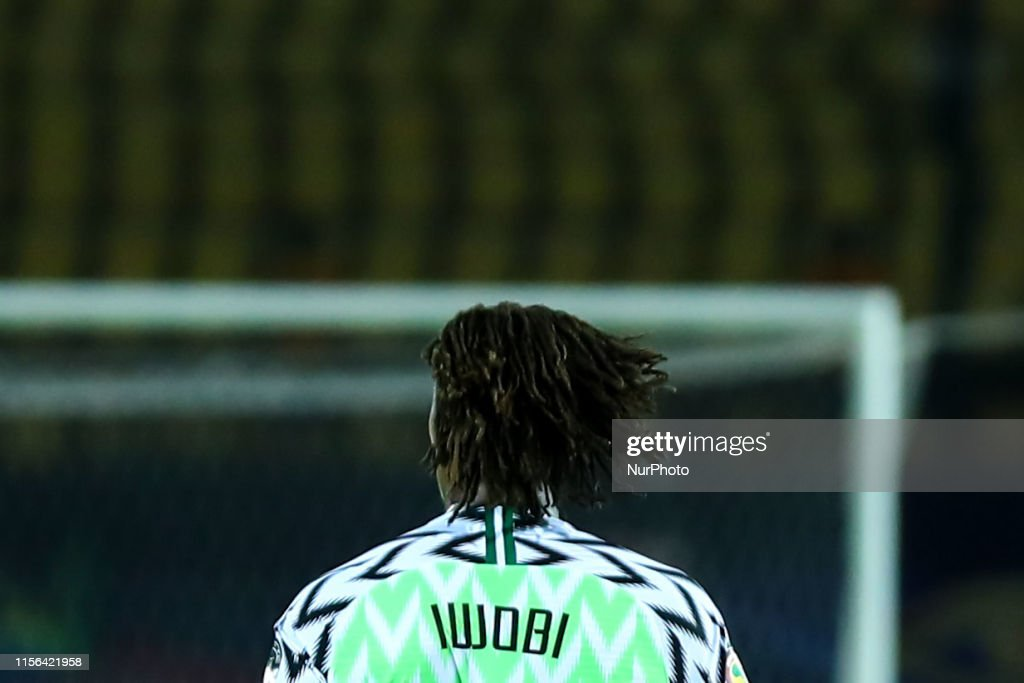 2019 Africa Cup Of Nations - Tunisia Vs Nigeria : News Photo