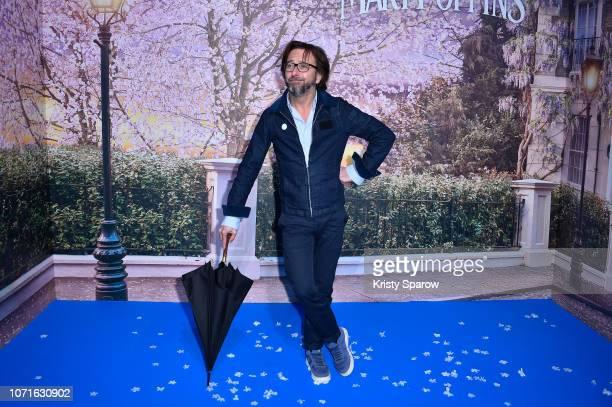 Alex Jaffray attends Disney's 'Mary Poppins Returns' Paris Gala Screening at UGC Cine Cite Bercy on December 10 2018 in Paris France