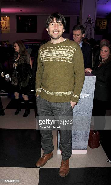 Alex James attends the HR Owen and Boujis Mayfair Party to launch the Bentley Continental GT V8 in partnership with MasterCard's Priceless London...